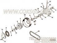 【Belt, V】康明斯CUMMINS柴油机的3028078 Belt, V