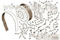 【平垫圈】康明斯CUMMINS柴油机的3627454 平垫圈