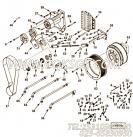 【柴油机QSZ13-C575的燃油滤清器组】 康明斯接头体报价,参数及图片