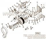 【轴承垫圈】康明斯CUMMINS柴油机的4016035 轴承垫圈