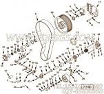 【风扇皮带轮】康明斯CUMMINS柴油机的4950291 风扇皮带轮