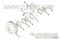【发动机EQB160-20的风扇驱动件组】 康明斯风扇支架报价,参数及图片