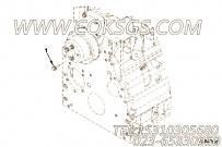 用于进口QSB5.9柴油机Fan Drive Mounting