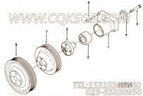 【风扇轮毂固定器】康明斯CUMMINS柴油机的3910410 风扇轮毂固定器
