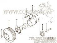 【Support, Fan】康明斯CUMMINS柴油机的3923004 Support, Fan