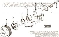 【Support, Fan】康明斯CUMMINS柴油机的3283669 Support, Fan
