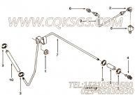 【柴油机ISZ525 40的增压器管路组】 康明斯直软管报价,参数及图片