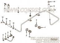 【Tube, Air Fuel Control】康明斯CUMMINS柴油机的3282995 Tube, Air Fuel Control