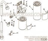 【柔性软管】康明斯CUMMINS柴油机的3683326 柔性软管