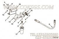 【柔性软管】康明斯CUMMINS柴油机的AS10021 SS 柔性软管