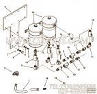 3178499夹子,用于康明斯KTA38-G5柴油发动机性能件组,更多【发电用】配件报价