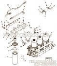【燃油滤清器】康明斯CUMMINS柴油机的4964099 燃油滤清器