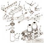 【减少适配器】康明斯CUMMINS柴油机的4964129 减少适配器
