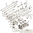 【减少适配器】康明斯CUMMINS柴油机的4968539 减少适配器
