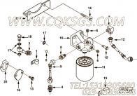 【发动机6CTA8.3-C195的供油系附件组】 康明斯输油泵密封垫报价,参数及图片