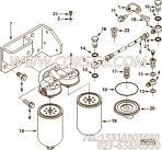 68910O型密封圈,用于康明斯KTA38-M1发动机性能件组,更多【船用主机】配件报价
