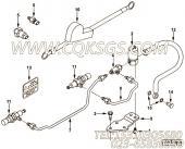 【柴油机C220 20CNG的燃料控制模块组】 康明斯六角法兰面螺栓报价,参数及图片