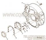 3005557飞轮壳,用于康明斯NYA855-G4动力飞轮壳组,更多【动力电】配件报价