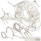 【飞轮壳】康明斯CUMMINS柴油机的3002851 飞轮壳