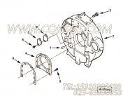 211253油封,用于康明斯NTA855-C310柴油发动机飞轮壳组,更多【中置式拌和机】配件报价
