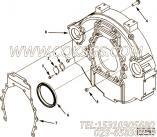 3026135调整孔盖,用于康明斯M11-C310发动机飞轮壳总成组,更多【牵张机】配件报价