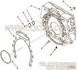 【六角头螺栓】康明斯CUMMINS柴油机的3678514 六角头螺栓