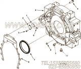 【六角法兰六角螺钉】康明斯CUMMINS柴油机的3918108 六角法兰六角螺钉
