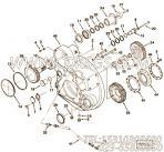 【曲轴齿轮】康明斯CUMMINS柴油机的3862915 曲轴齿轮