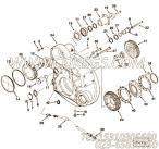 【3862662】惰轮轴座 用在康明斯发动机