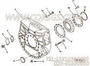 【螺纹嵌件】康明斯CUMMINS柴油机的3819815 螺纹嵌件