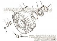 【飞轮壳】康明斯CUMMINS柴油机的3401340 飞轮壳
