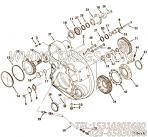 【六角头螺栓】康明斯CUMMINS柴油机的3862777 六角头螺栓