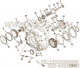 3892791螺栓,用于康明斯M11-C350柴油发动机飞轮壳组,更多【徐工拌合机】配件报价