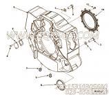 【飞轮壳】康明斯CUMMINS柴油机的4071256 飞轮壳