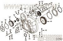 【曲轴齿轮】康明斯CUMMINS柴油机的4082735 曲轴齿轮