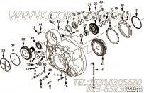 【3862917】附件驱动轴 用在康明斯引擎