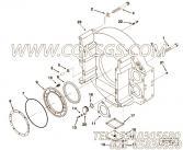 205565十二角螺栓,用于康明斯KTA38-G5-800KW柴油机飞轮壳组,更多【发电机组】配件报价
