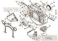 【六角头螺栓】康明斯CUMMINS柴油机的3354677 六角头螺栓