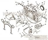 【引擎支持】康明斯CUMMINS柴油机的4008030 引擎支持