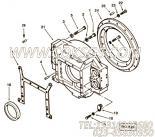 3630874衬垫,用于康明斯KTA38-P1070发动机飞轮壳组,更多【泥浆泵】配件报价