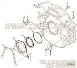 【3908799】飞轮壳 用在康明斯引擎