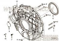 【飞轮壳】康明斯CUMMINS柴油机的4892285 飞轮壳