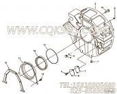 【引擎6BT5.9-C130的飞轮壳组】 康明斯飞轮壳报价,参数及图片