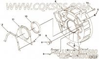 【柴油机6BT5.9-C118的六角头螺栓】 康明斯六角头螺栓报价,参数及图片