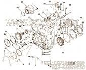 【样条适配器】康明斯CUMMINS柴油机的3862720 样条适配器