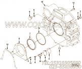 【飞轮壳】康明斯CUMMINS柴油机的3927780 飞轮壳