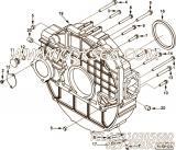 【4897044】飞轮壳 用在康明斯柴油机