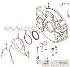 【C3415320】飞轮壳 用在康明斯柴油发动机