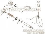 【压缩弹簧】康明斯CUMMINS柴油机的3061501 压缩弹簧