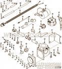 【燃油滤清器】康明斯CUMMINS柴油机的3395472 燃油滤清器